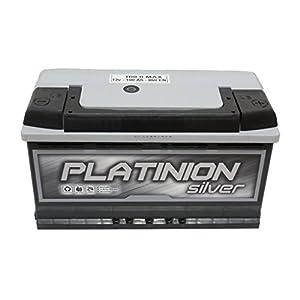 Batería de coche 100Ah MAX PLATINION PREMIUM MAX