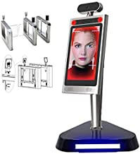 Non Contact Body Temperature Measurement Door Access Control System Biometric Device Face Recognition Infrared Tablet Camera