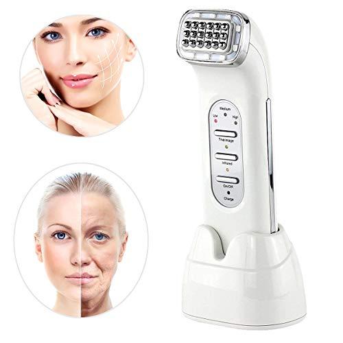 RF Home Beauty Equipment onde électrique Skinny visage mètre corps façonnage et rajeunissement de la peau