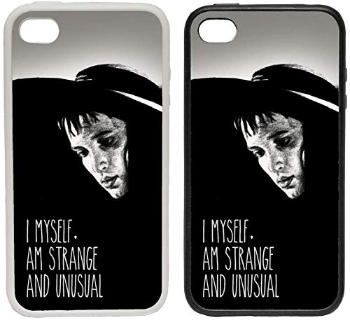 Toasted Merch Winona Ryder Beetlejuice | Coque à Clipser, Blanc, Sony X