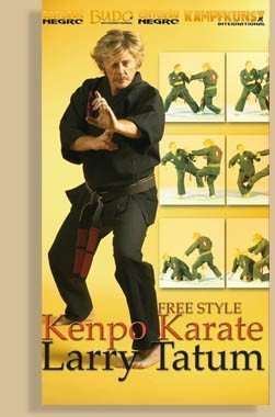 Free Style Kenpo Karate [DVD]