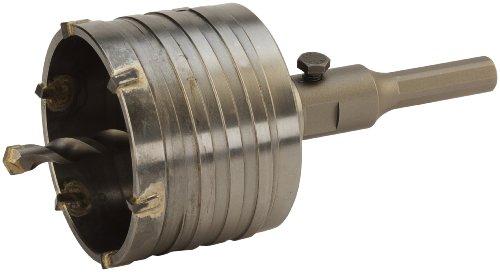 Hitachi klopboorkronen - Set 6-kant Power slagboorkronen - Set 6kant 80x50mm (GL120 mm)