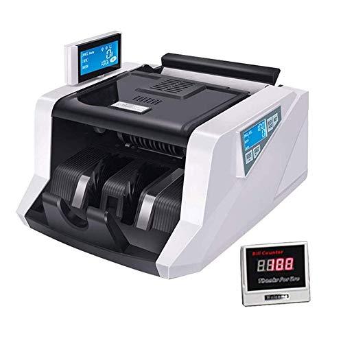 SMLZV Macchina Counterfeit contatore dei Soldi contatore di rilevazione con Display Esterno for Uso Domestico e Aziendale