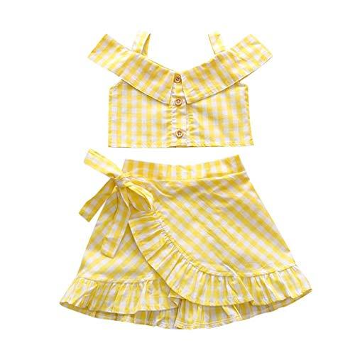 1-4 Años,SO-buts Niñas Bebé Niña Verano Moda Encantador