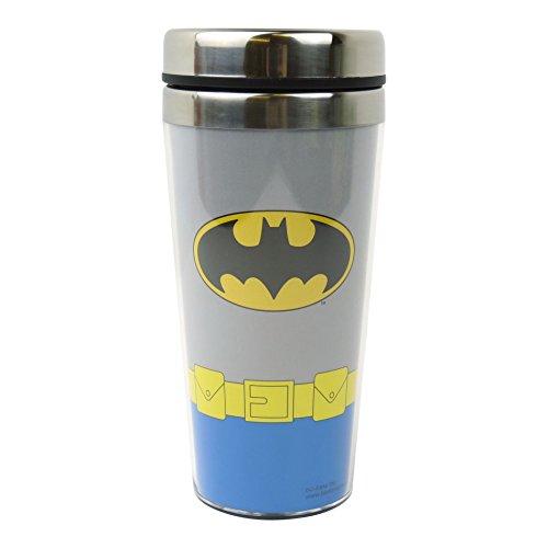 Batman Taza de viaje de DC Torso