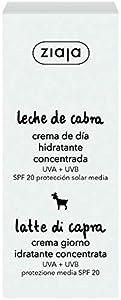Ziaja Leche de Cabra Crema de Día Hidratante Concentrada Spf20 50 ml