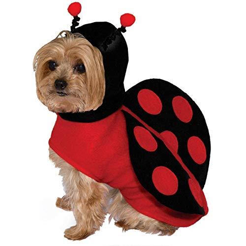 Forum Novelties Lady Bug Pet Costume Medium