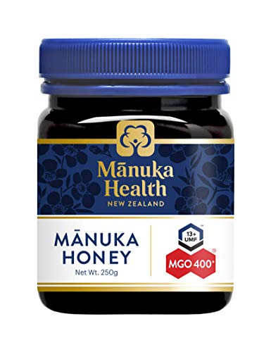 マヌカハニー蜂蜜 MGO400+ 250g [並行輸入品]