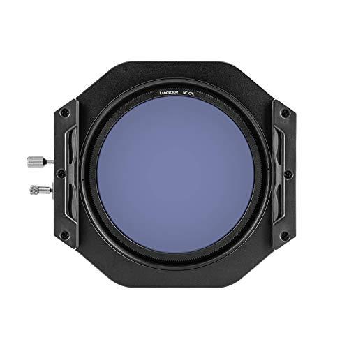 NiSi V6 Kit de soporte de filtro de sistema de 100 mm con filtro polarizador circular mejorado de paisaje