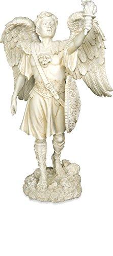 Angelstar Arcángel Uriel Figura de ángel, 9–1/2-inch de Altura
