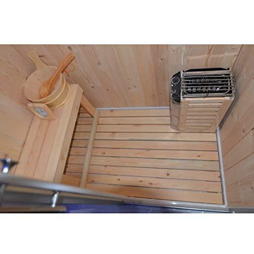 Bagno Italia Hidromasaje Cabina de ducha multifunción 170X130 Cm ...