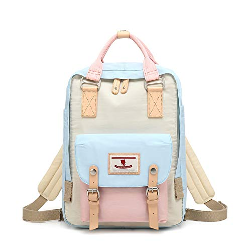 ZXHDP | Student School Bag | | Canvas Backpack | Computer Backpack | Leisure Travel Bag |