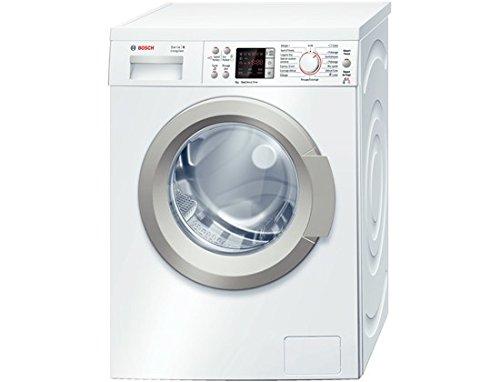 Bosch WAQ28413FF Autonome Charge avant 8kg 1400tr/min A+++-30% Blanc machine à laver - Machines à laver (Autonome, Charge avant,...