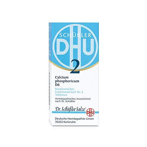 DHU Schüßler-Salz Nr. 2 Calcium phosphoricum D6 Tabletten, 200 St. Tabletten