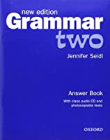 new edition Grammar two:Answer Book