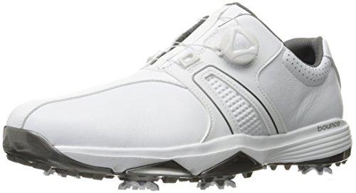 Preisvergleich Produktbild adidas Herren 360 Traxion Boa Ftwwht / Ft Golfschuh,  Weiá (weiß),  45.5 EU