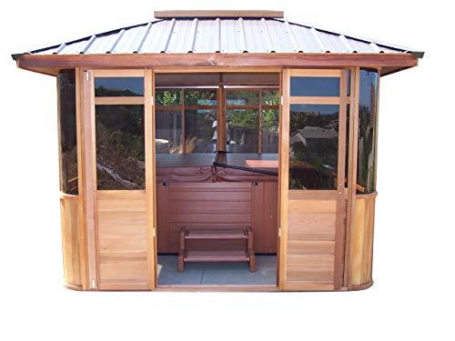 Cedarview Hot Tub Gazebos Villa