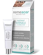 Remescar - Instant Rimpel Corrector - Klinisch Bewezen voor Anti-aging en Rimpelvermindering - Anti-Rimpelcrème voor Mannen en Vrouwen - Vermindert Tekenen van Veroudering