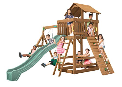 Creative Playthings (Playtime Series Swing Set Made in The USA … (Spring Hill)