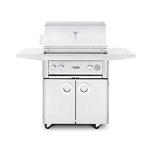 Lynx Smart Grill By 30-Inch Freestanding with Rotisserie, Natural Gas