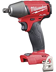 Milwaukee Accu-slagschroevendraaier 1/2 inch Fuel Solo 18 V met borgring