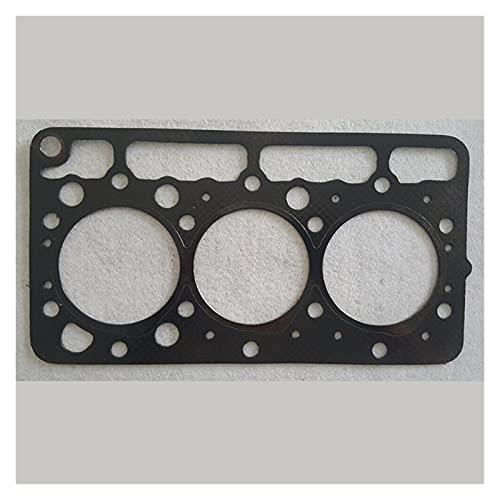WUYUNXIAN Gasket de Cabeza de Cilindro 15321-03312 78mm Fit para Modelos de Motor Kubota D1100 D1101 3D76 Fit para L2000 L2201 Tractor (Color : Replacement)