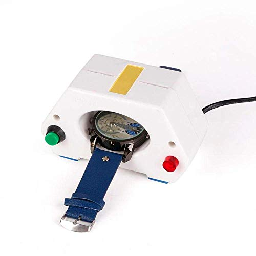 Desmagnetizador de relojes, reloj de cuarzo mecánico, magnetizador de desmagnetización de eliminación...