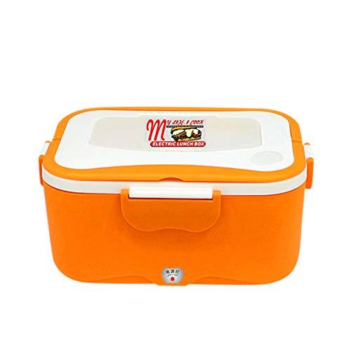 Goolsky 1.5L 12V PortableChauffe-Repas électrique de Voiture conteneur réchauffeur de Nourriture pour Voyager Chauffant Voiture cuiseur à Riz