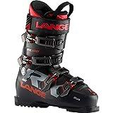 Lange RX 100 Botas de Esquí, Adultos Unisex, Negro/Rojo, 260