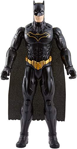 Justice League Figura de acción Batman con traje de camuflaje (Mattel FVM74)
