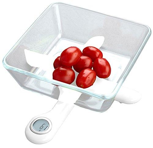 Balance de cuisine compacte pliable [Rosenstein & Söhne]