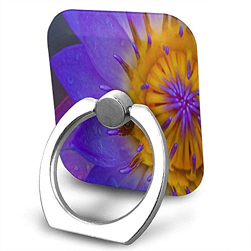 Handy Fingerring Ständer Fondo De Pantalla Seerosenfrosch 360 ° Drehung Geeignet für die meisten Smartphones