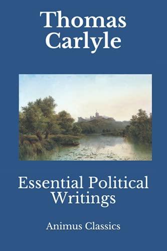 Essential Political Writings