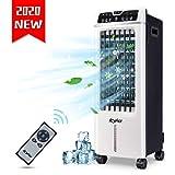 Condizionatore Portatile, Raffrescatore Evaporativo Raffreddatore D'aria Grande, Umidificatore,...