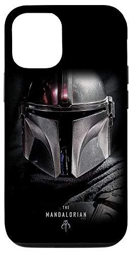 iPhone 12/12 Pro Star Wars: The Mandalorian Dark Portrait Case