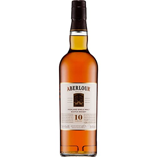 Photo of Aberlour 10 Year Old Single Malt Scotch Whisky (Case of 6 x 70cl Bottles)