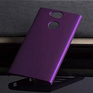 حافظة وأغطية الهاتف - غطاء بلاستيكي كوكي 5.2 لهاتف إكسبيريا Xa2 Xa 2 Dual H4113 H4133 H3113 غطاء خلفي لجهاز Xperia XA2 (بن...