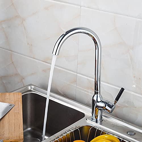 Grifos Lavabos Rusticos grifos para fregadero baratos Aireador de grifo de 3 colores Adaptador de control de temperatura de luz LED Grifo de cocina Accesorio de baño Grifos de ahorro de agua