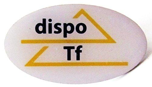 dispo-Tf Education GmbH - Pin 25 x 15 mm