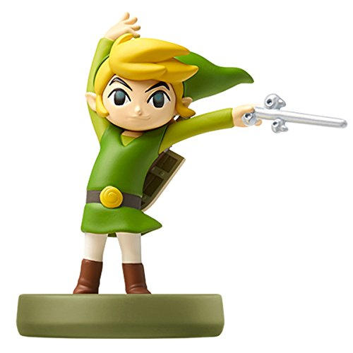 Amiibo Toon Link (The Wind Waker) - Legend of Zelda Series Ver [Wii U] Japan Import