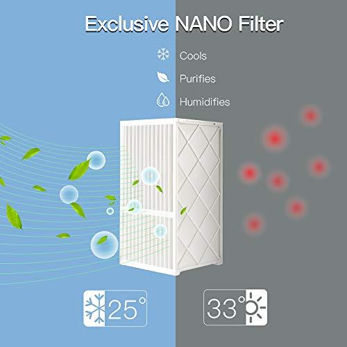 USB Luftkühler Mobil Anbber Air Cooler kaufen  Bild 1*
