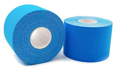 Nastri Kinesiologici set di 2 in blu