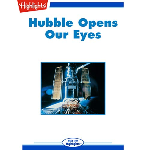 Hubble Opens Our Eyes copertina
