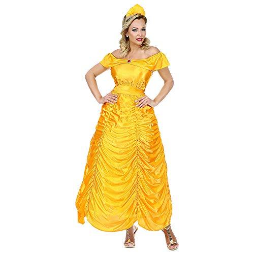 Disfraz de Bella Amarilla para Mujer M