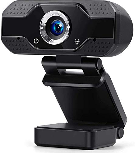 TXG Cámara Web,Cámara Web HD con Lente Ajustable,Cámara web1080p cámara de vídeo Full HD USB.