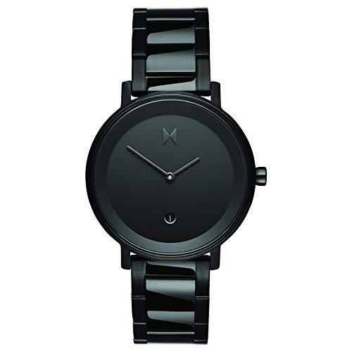 MVMT Signature II Watches | 34MM Women's Analog Watch | Black/Black
