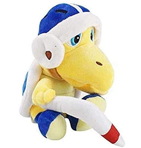 NC168 Muñeco de Peluche Bros Mario Brother Softs para niños Regalos de Dibujos Animados 20Cm
