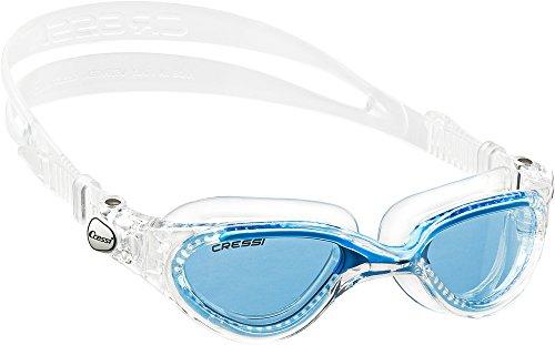 Cressi Flash Swim Goggles Gafas de Natación Premium para...