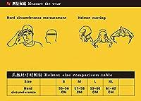 モジュラーモーターサイクルBluetoothヘルメット、ECE/DOT認定フリップトップモーターサイクルヘルメット、内蔵スピーカーマイクヘッドセット、防曇ダブルサンバイザー付き、男性と女性 B,L=59~60CM