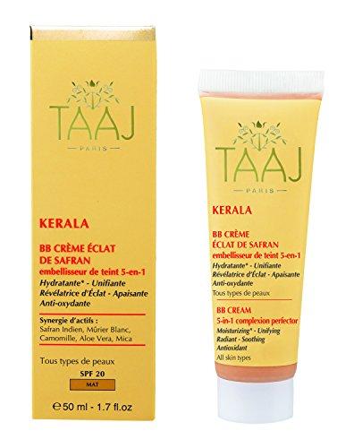 TAAJ - BB Cream Safran Mat Kerala 50ml Subramaniam R Leuchten